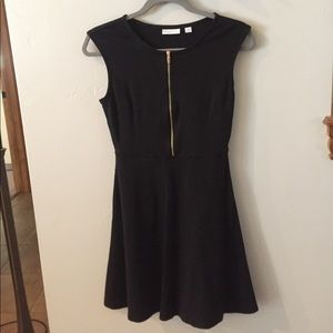New York and Company Black Dress